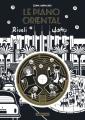 Couverture Le piano oriental Editions Casterman 2019
