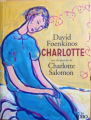 Couverture Charlotte Editions Gallimard  2015