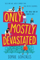 Couverture Only Mostly Devastated Editions Hodder (Children's Books) 2020
