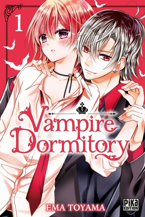 Couverture Vampire Dormitory, tome 1