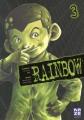 Couverture Rainbow, tome 03 Editions Kazé 2010