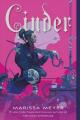 Couverture Chroniques lunaires, tome 1 : Cinder Editions Square Fish 2020