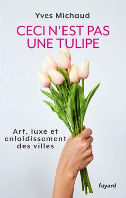 Couverture Ceci n'est pas une tulipe