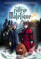 Couverture Le Collège maléfique, tome 1 : Le Marche-Rêve Editions Flammarion (Jeunesse) 2020