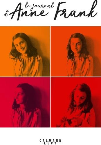 Couverture Le Journal d'Anne Frank / Journal / Journal d'Anne Frank