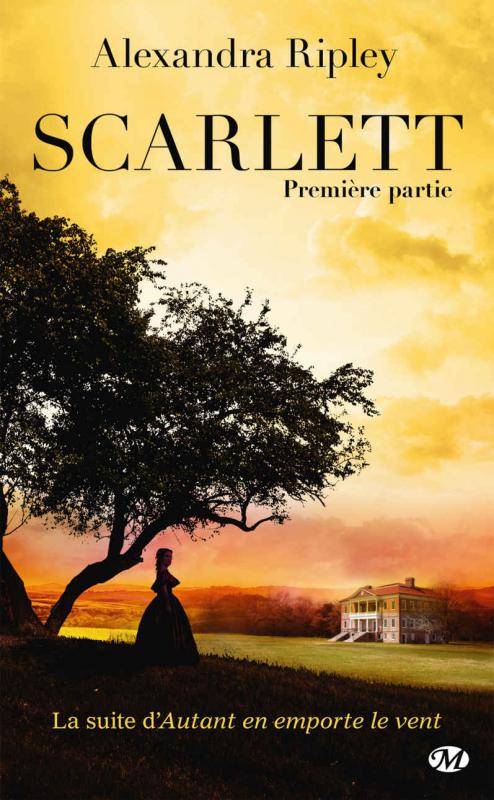 Couverture Scarlett (2 tomes), partie 1