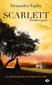 Couverture Scarlett (2 tomes), partie 1 Editions Milady (Romance - Historique) 2014