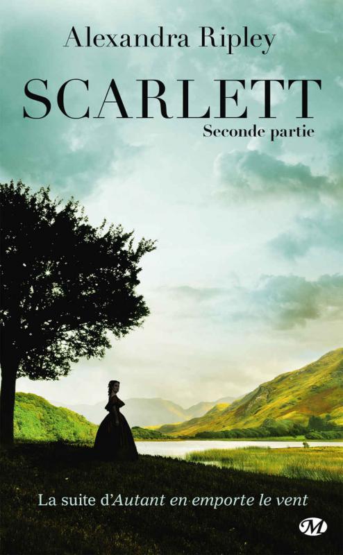 Couverture Scarlett (2 tomes), partie 2