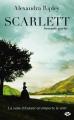 Couverture Scarlett (2 tomes), partie 2 Editions Milady (Romance - Historique) 2014