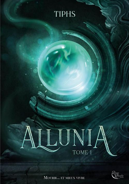 Couverture Allunia, tome 1