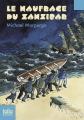 Couverture Le naufrage du Zanzibar Editions Folio  (Junior) 2017