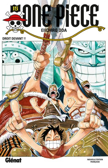 Couverture One Piece, tome 015 :