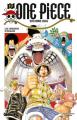 Couverture One Piece, tome 017 : Les cerisiers de Hiluluk Editions Glénat 2014