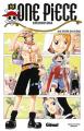 Couverture One Piece, tome 018 : Ace entre en scène Editions Glénat 2014