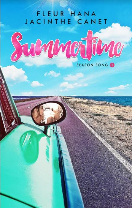 Couverture Season song, tome 1 : Summertime