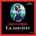Couverture La sorcière Editions Audible studios 2020