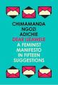 Couverture Chère Ijeawele : Un manifeste pour une éducation féministe Editions HarperCollins 2017