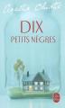 Couverture Dix petits nègres Editions Le Livre de Poche 2007
