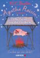 Couverture Agatha Raisin enquête, tome 22 : Du lard ou du cochon Editions Albin Michel 2020