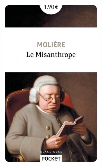 Couverture Le misanthrope / Le misanthrope ou l'atrabilaire amoureux