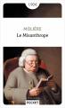 Couverture Le misanthrope / Le misanthrope ou l'atrabilaire amoureux Editions Pocket 2019
