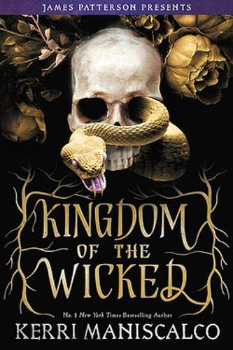 Couverture Kingdom of the Wicked, book 1