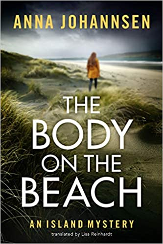 Couverture The body on the beach
