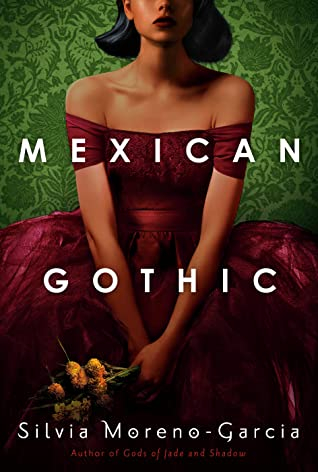 Couverture Mexican Gothic