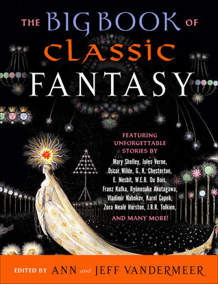 Couverture The Big Book of Classic Fantasy