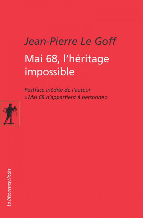 Couverture Mai 68, l'héritage impossible