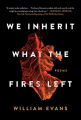 Couverture We inherit what the fires left Editions Simon & Schuster 2020