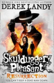 Couverture Skully Fourbery, tome 10 Editions HarperCollins 2017