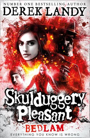Couverture Skully Fourbery, tome 12
