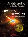 Couverture Lumières d'étoiles. Les couleurs de l'invisible Editions Odile Jacob (Sciences) 2008
