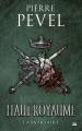 Couverture Haut-Royaume, tome 4 : L'Adversaire Editions Bragelonne (Fantasy) 2020