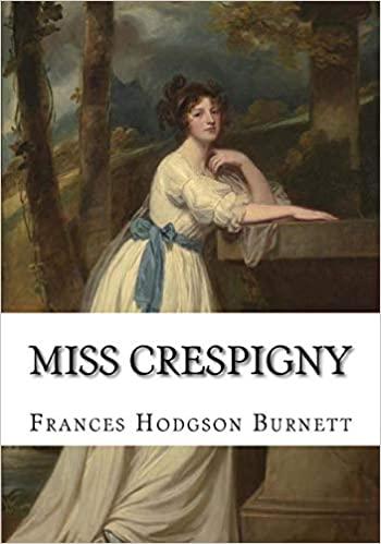 Couverture Miss Crespigny