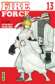 Couverture Fire Force, tome 13 Editions Kana (Shônen) 2020