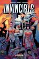 Couverture Invincible, tome 23 : Futur Décomposé Editions Delcourt 2018