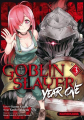 Couverture Goblin slayer : Year one, tome 4 Editions Kurokawa 2020