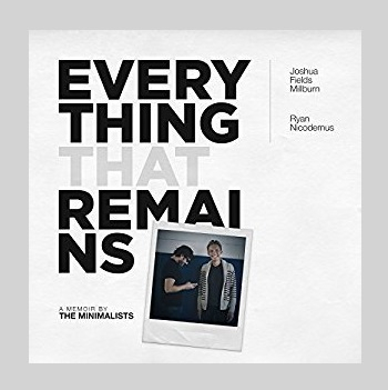 Couverture Everything That Remains