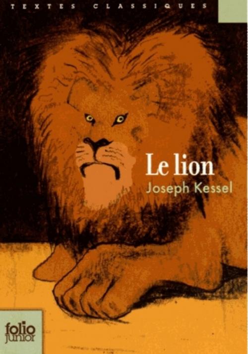 Couverture Le lion