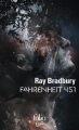 Couverture Fahrenheit 451 Editions Gallimard  2016