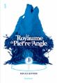 Couverture Le royaume de Pierre d'Angle, tome 1 : L'art du naufrage Editions du Rouergue (épik) 2019