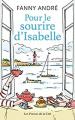 Couverture Pour le sourire d'Isabelle Editions Presses de la cité 2020