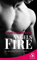 Couverture Angels Fire, tome 1 :  Accidental love Editions Sharon Kena (Romance) 2020
