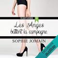 Couverture Felicity Atcock, tome 5 : Les anges battent la campagne Editions Audible studios 2018