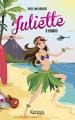 Couverture Juliette, tome 12 : Juliette à Hawaï (roman) Editions Kennes 2019