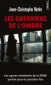 Couverture Les guerriers de l'ombre Editions Points (Document) 2018