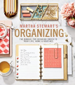 Couverture Martha Stewart's Organizing: The Manual for Bringing Order to Your Life, Home & Routines Editions Houghton Mifflin Harcourt 2020