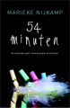 Couverture 54 minutes Editions HarperCollins (Ya!) 2016